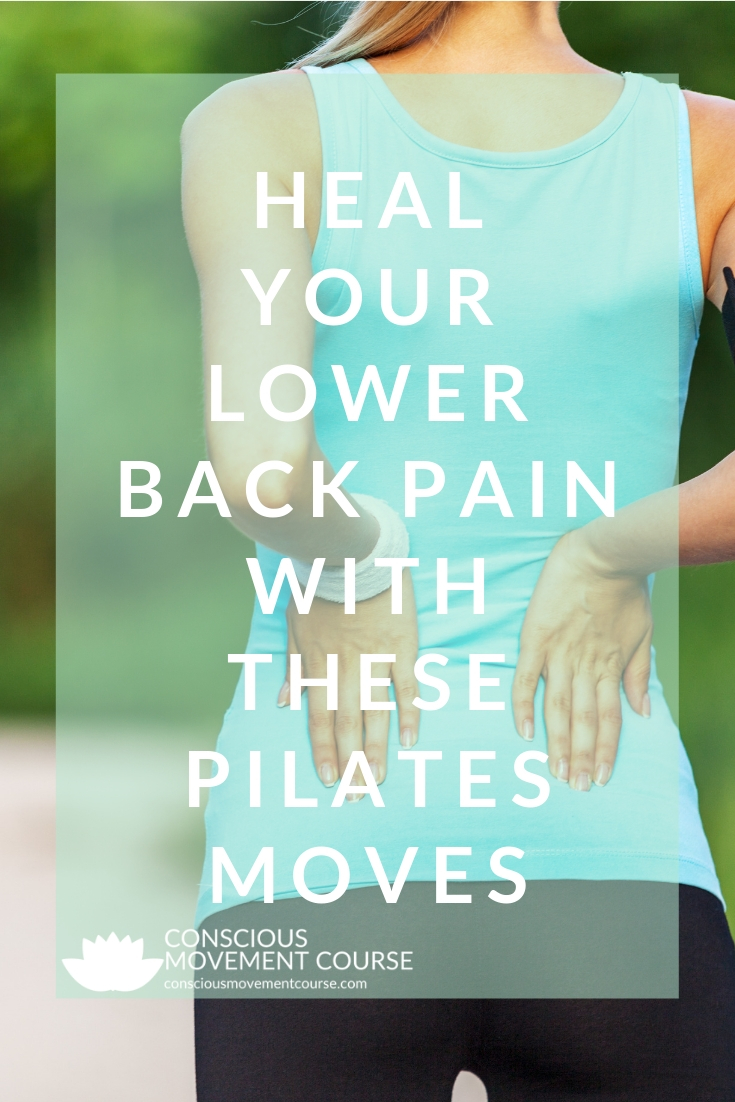 HEAL YOUR LOWER BACK PAIN WITH THESE PILATES MOVES Long