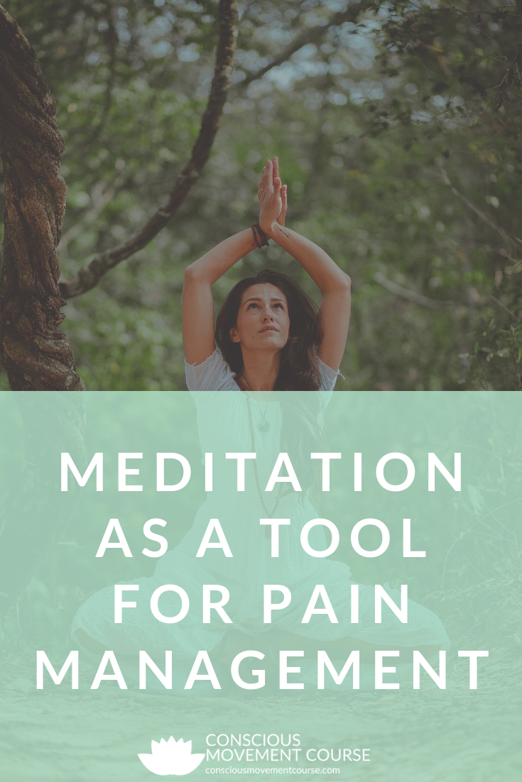 Meditation as a Tool for Pain Management